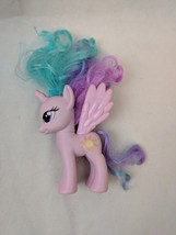 "My Little Pony Princess CELESTIA Pink G4 5.5"" Large Brushable Fashion Style - $8.00"