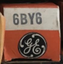 General Electric GE 6BY6 Vacuum Radio Electron ... - $5.00