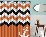 F shower curtain striped bathroom decor ocean decoration cortina de bano 2017 bath thumb155 crop