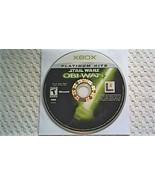 Star Wars: Obi-Wan -- Platinum Hits (Microsoft Xbox, 2001) - $6.75