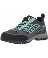 SCARPA WOMEN'S EPIC LITE WMN HIKING SHOE DARK GREY/JADE 6 M US - $94.04