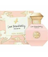 Tory Burch LOVE RELENTLESSLY Fou De Toi Eau de Parfum Perfume Spray 3.4o... - $109.50