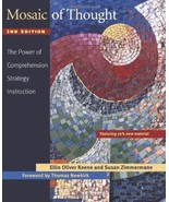 Mosaic of Thought: The Power of Comprehension Strategy Instruction, 2nd ... - $7.99