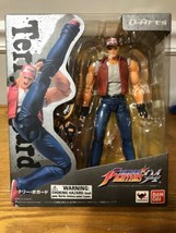 D-Arts The King of Fighters TERRY BOGARD Action Figure BANDAI TAMASHII N... - $99.99