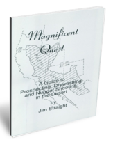Magnificent Quest: A Guide to Prospecting, Drywashing, and Nugget Shooti... - $49.95