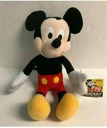 Disney's MICKEY MOUSE Kohl's Cares Plush Stuffed Animal Toy Doll NEW - $7.99