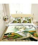 3D Gray Haired Teenager P28 Japan Anime Bed Pillowcases Quilt Duvet Cove... - $50.46+