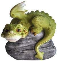 Top Collection Miniature Fairy Garden and Terrarium Hear No Evil Dragon ... - $17.54