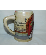 1989 Budweiser World Famous Clydesdale Parade Dress Stein 5 1/2 Inches Tall - $15.99