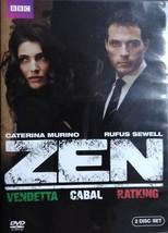 Rufus Sewell in Zen  2-Disc DVDs - $5.95