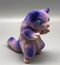 Max Toy Flocked Purple Nekoron Mint in Bag image 5