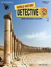 World History Detective Book 1 [Paperback] [Jan 01, 2012] Patricia Gray ... - $32.97