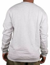 Deadline Grey Dead & Limited Champagne Men's Crew Neck Sweatshirt Sweater NWT image 3