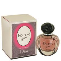 Poison Girl by Christian Dior 1 oz EDT Spray for Women - $64.98