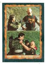 The Goonies trading card 1985 Topps #71 Wait Hes a Good Guy SLOTH - $4.00
