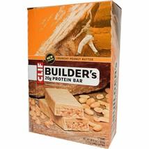 CLIF BUILDERS CRUNCHY PEANUT BUTTER - 2 Unit(s)----Each  Units Is 1 X(12... - $70.27
