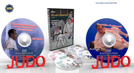 Judo collection 6 DVD 341min. H.Katanishi + K.Kashiwazaki (Disc only). - $23.72