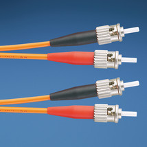 Panduit NKFP623R22SM001 fibre optic cable 1 m ST OFNR OM1 Orange - $60.59