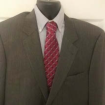 Jos A Bank Men's Wool Sport Coat Jacket Blazer Sz 44L - $18.81