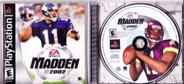 PlayStation, EA Sports, Madden 2002 - $1.99