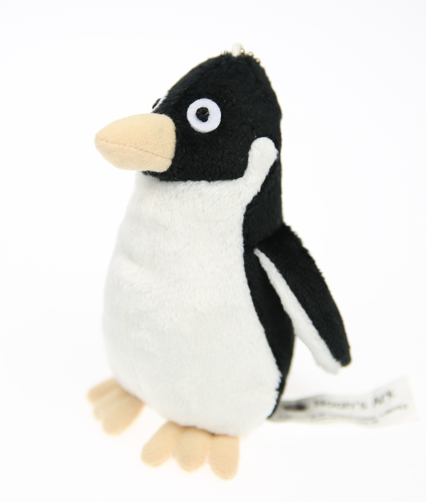 Penguin Noah's Ark Plush Toys Stuffed Toy Animal Key Chain 4 inches