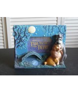 Disney Lady and the Tramp Picture Frame - $20.00