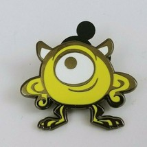 Disney Monsters Inc Mike Wazowski Trading Lapel Pin - $8.59