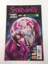 Spider Gwen The Mary Janes Meet Mysterio #13 Dec 2016, Marvel Comic Book - $5.88