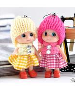 Keychain Soft Interactive Baby Dolls Toy 1 pcs - $5.99