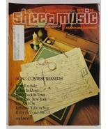 Sheet Music Magazine August/September 1979 Standard Edition - $3.99
