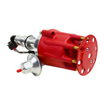 Ford Fe 330 352 360 390 406 410 427 428 Pro Series Ready to Run Distributor  Red image 3