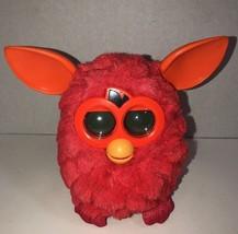 Hasbro 2012 Furby Boom Red Orange Electronic Talking Interactive Pet Toy... - $29.69