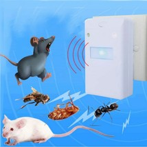 Ultrasonic Electronic Pest Control Rodent Rat Mouse Repeller Mice Mouse ... - $8.09