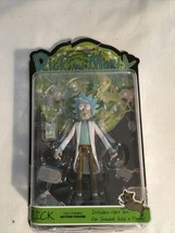 Funko Rick and Morty - Rick, Fully Poseable Action Figure NEW NIB + Righ... - $19.75