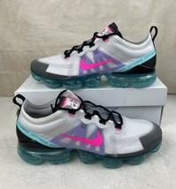 "NEW Nike Air Vapormax 2019 ""South Beach"" AR6632-005 Women's Size 11 - $163.30"