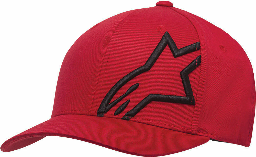 ALPINESTARS  INVERSE CORP SHIFT CURVED BILL FLEXFIT HAT