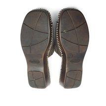 Sz Sandals Lisia Leather Brown On 5N 7 Slip SH Women's 053 Footwear Sunbay qgwxpp