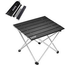Sfee Folding Camping Table - Portable Ultralight Aluminum Camp Table Lig... - $34.80