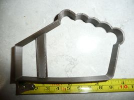 Slice Of Pie Thanksgiving Holiday Apple Pumpkin Pecan Cookie Cutter USA PR2900 image 5