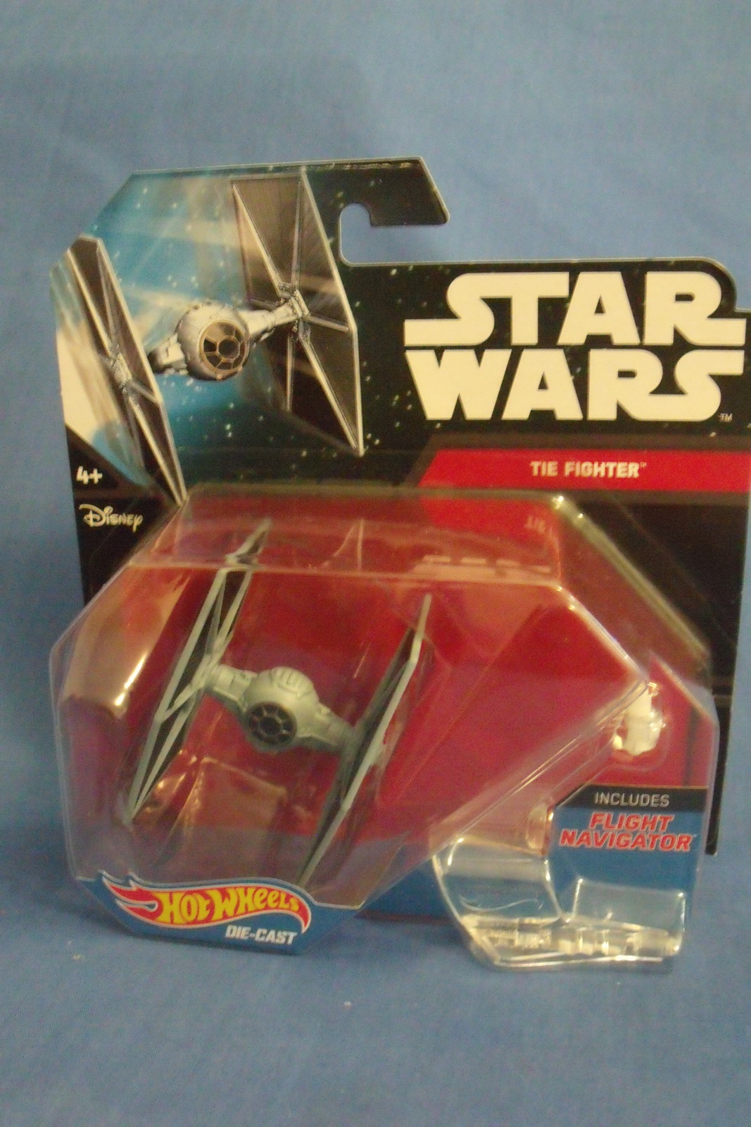 Primary image for Toys Mattel NIB Hot Wheels Disney Star Wars Tie Fighter