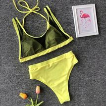 US Women Summer Swimwear Bikini Set Pushup Padded Bra Bathing Suit Swimsuit Lot image 11