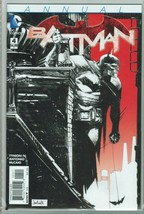 Batman Annual #4 (2015) - $2.00