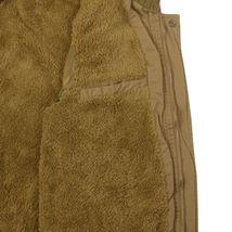 Maximos Men's Hooded Multi Pocket Sherpa Lined Bomber Jacket Sahara-03 image 14