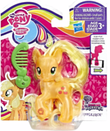 My Little Pony Pearlized translucent AppleJack - $9.95