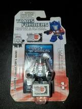 Hasbro Transformers Figurines & 3D Puzzle Piece Collector Cards Megatron... - $9.85