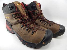 "Keen Pittsburgh 6"" Size 10.5 M (D) EU 44 Men's WP Steel Toe Work Boots 1007024"
