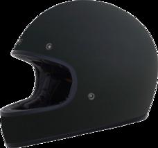 AFX Adult Street Bike FX-78 Vintage Solid Helmet Matte Black XL - $140.21