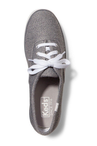 a279166be55 KEDS Women s Gray Grey Champion Sweatshirt Jersey Sneaker Shoes 6M  40 New