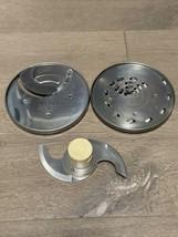 Cuisinart Parts DLC-10 Plus Slicer Grater DLC-144 DLac-837 DLC-10 Metal ... - $26.00