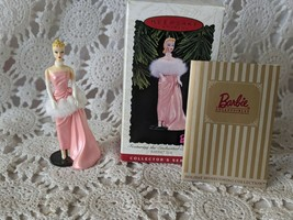 Hallmark Barbie Collector's Series Barbie Doll Christmas Ornament 1996 - $11.63